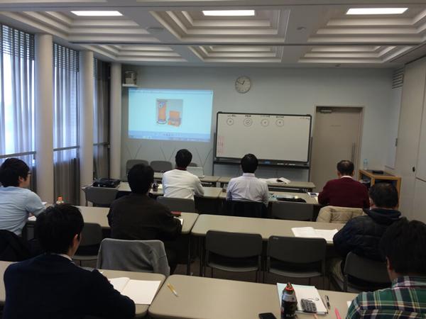 エックス線作業主任者講習会(平成27年12月)